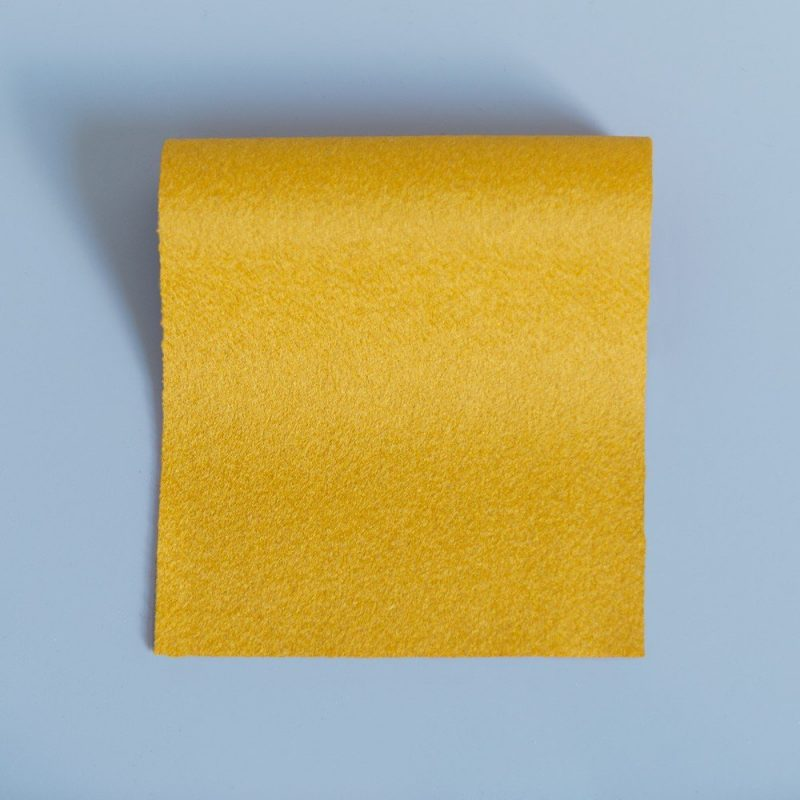 Doe Skin Baize Swatch Gold
