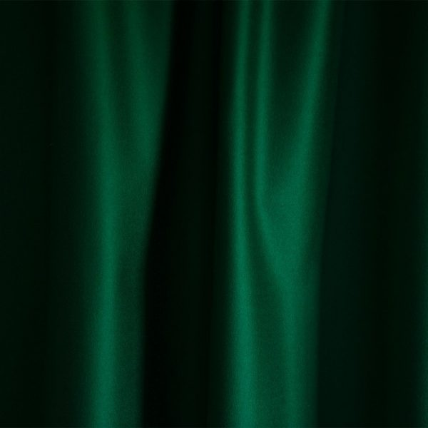 Merino Wool Baize Ruffled - Intelligence Green