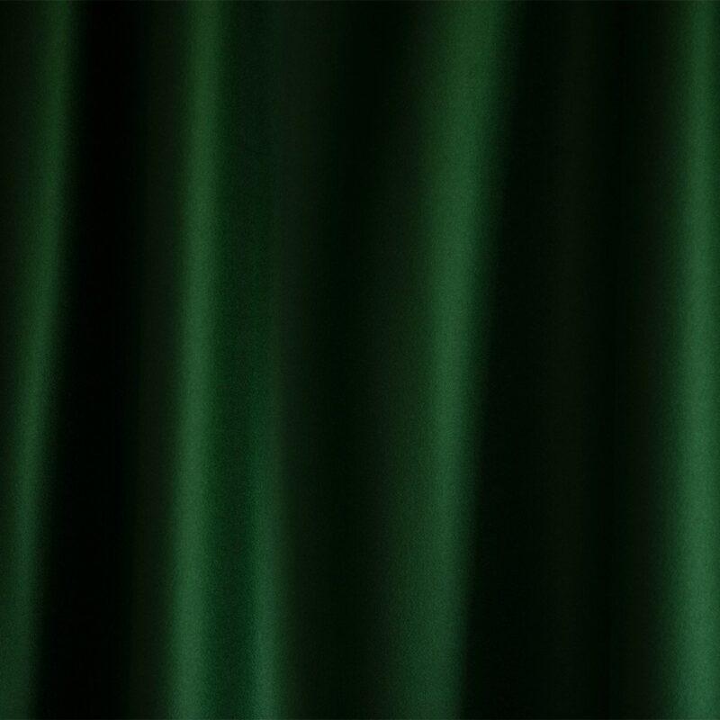 Merino Wool Baize Ruffled - Moss Green
