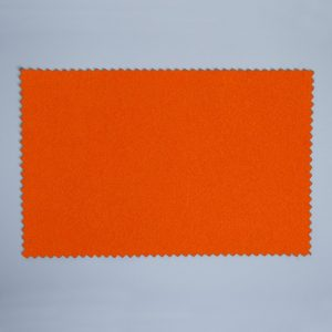 Extra Wide Baize – Bright Orange