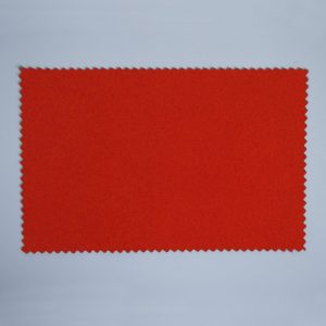 Extra Wide Baize – Bright Red