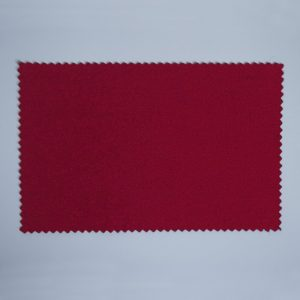 Extra Wide Baize – Cherry Red