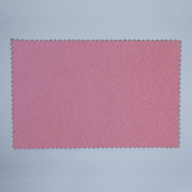Extra Wide Broadcloth Lilac Pink baize for fashion, millinery and interior design