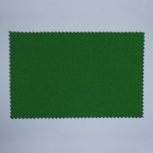 Extra Wide Baize – Bright Moss Green