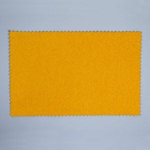 Extra Wide Baize – Pollen Yellow
