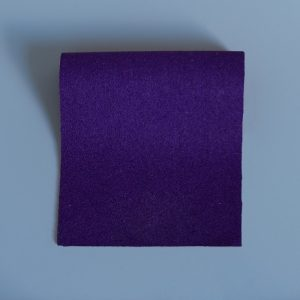 Baize Offcuts – Purple