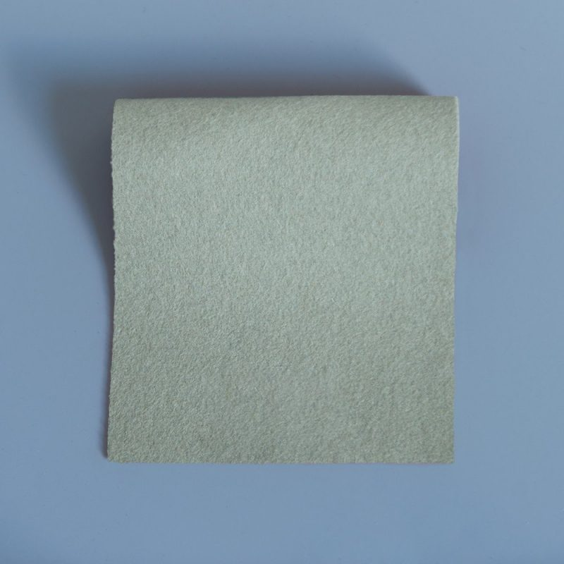 Extra Wide Broadcloth Sage baize for fashion, millinery and interior design