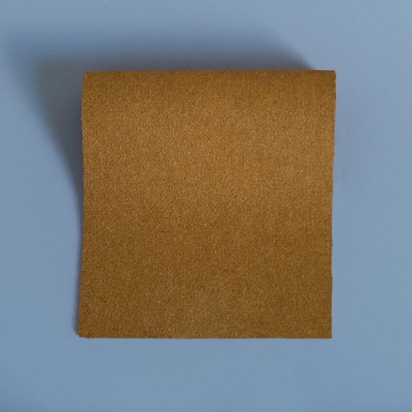 Extra Wide Broadcloth Tan baize for fashion, millinery and interior design