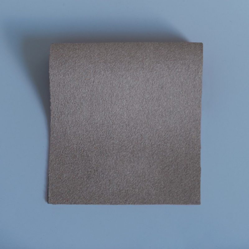 Extra Wide Broadcloth Taupe baize for fashion, millinery and interior design