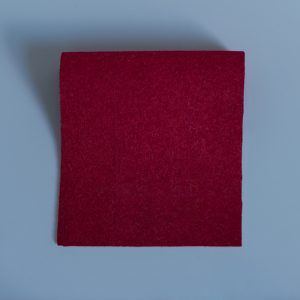 Fabric Cut to Size – Burgundy Standard Baize