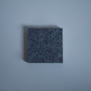 Extra Thick Felt Anthracite Grey