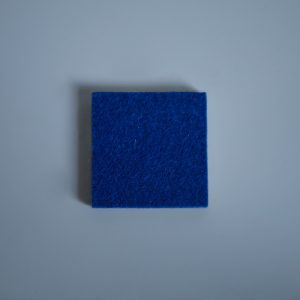 Extra Thick Felt Dark Blue