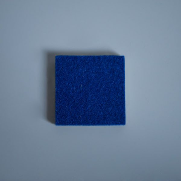 Thick Felt Dark Blue - perfect for eco-flooring and interior materials