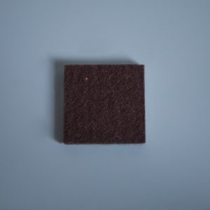 Extra Thick Felt Dark Brown