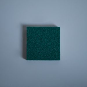 Extra Thick Felt Dark Green