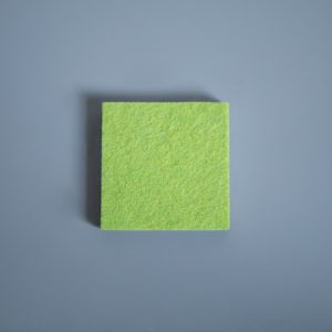 Extra Thick Felt Lime Green