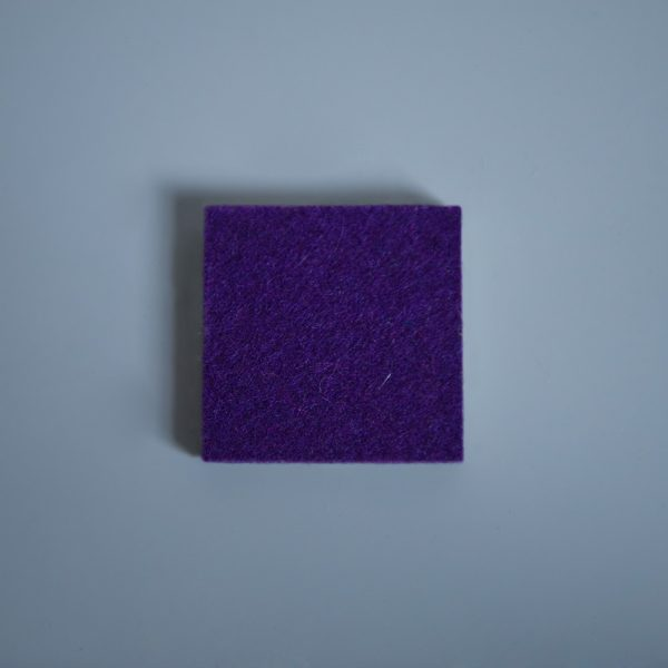 Thick Felt Violet - perfect for eco-flooring and interior materials