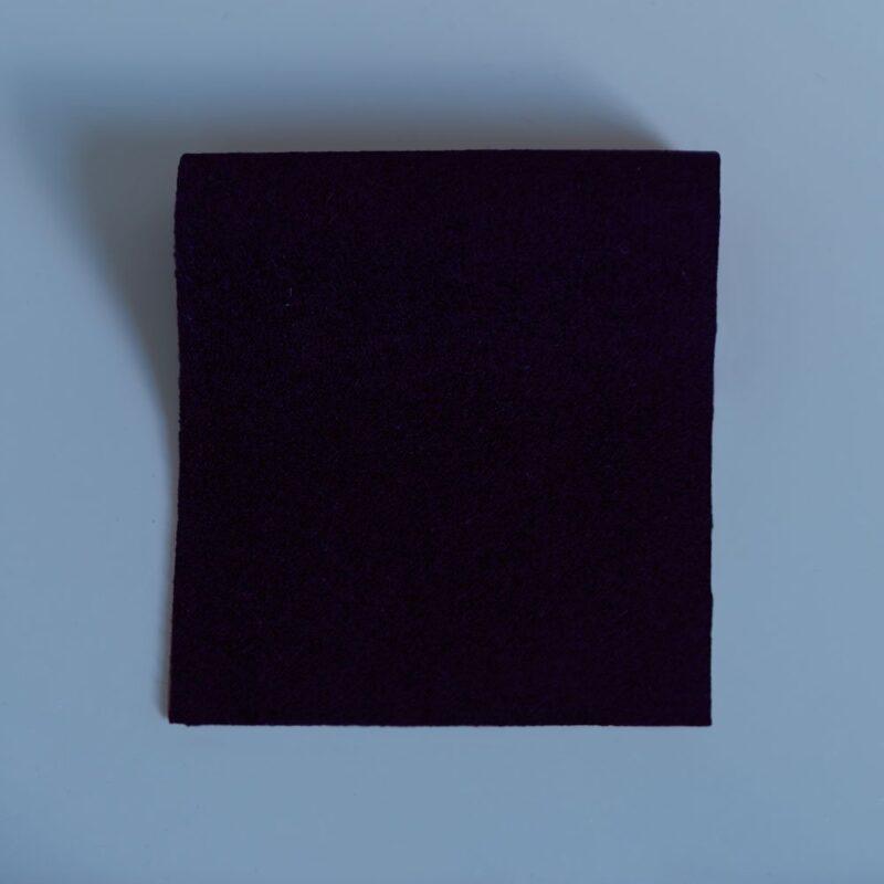 vivid hue fine baize black