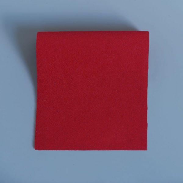 vivid hue fine baize scarlet