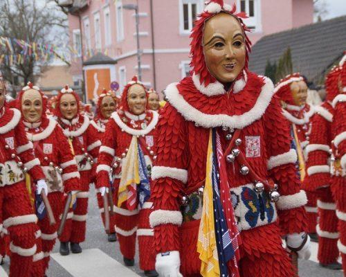 German Karneval / Carnival Costume Design