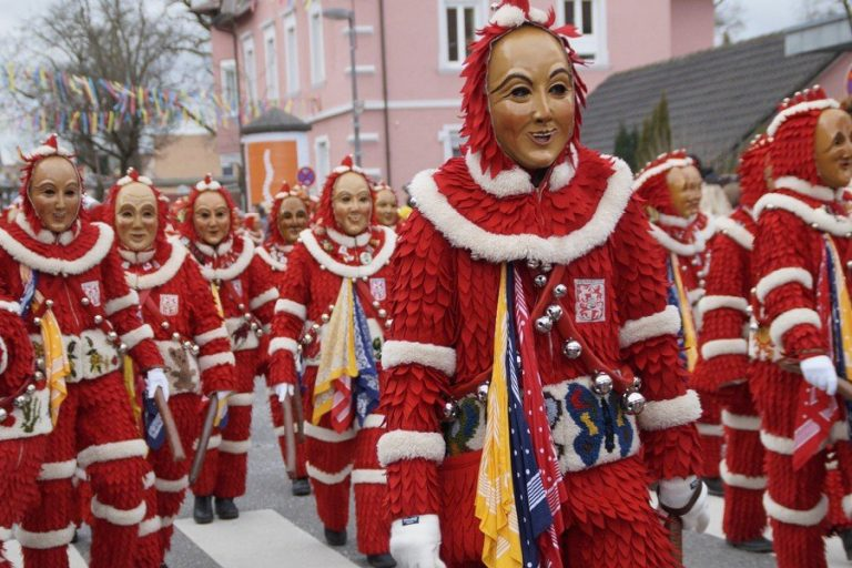 Read more about the article German Karneval / Carnival Costume Design