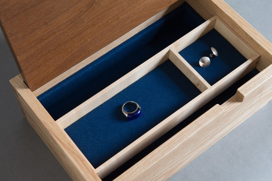 Baize: The Ideal Material for Lining Boxes and Furniture