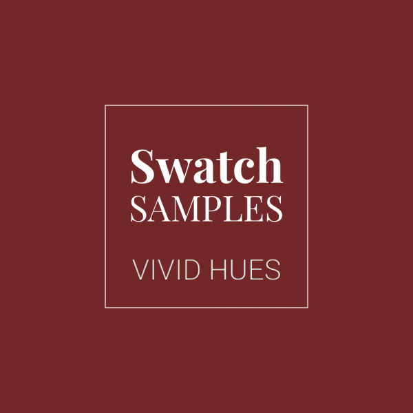 Vivid Hue Baize Swatch Colour Samples