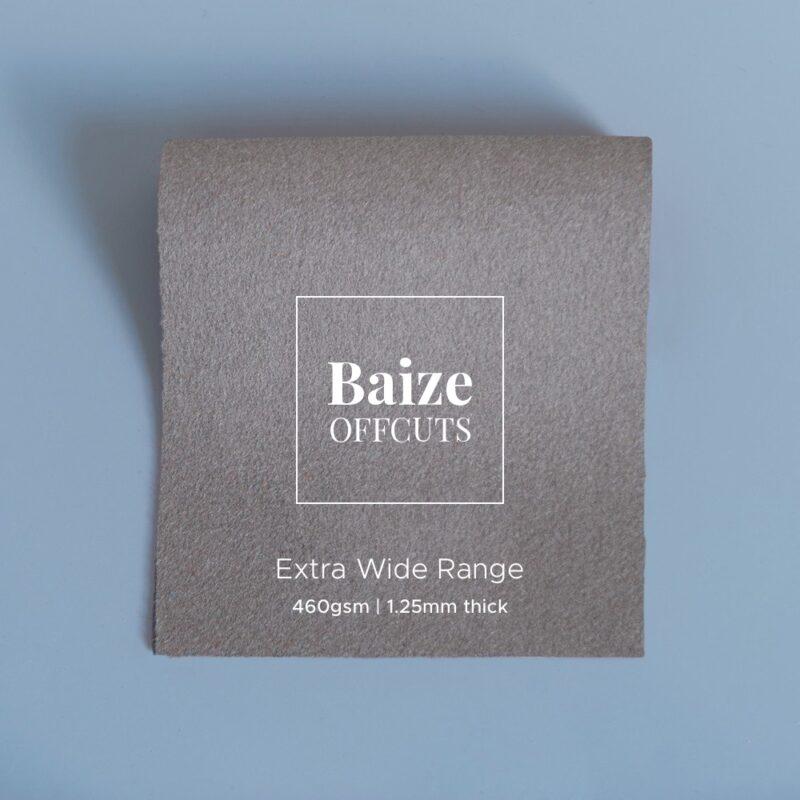 baize offcuts remnants mushroom brown