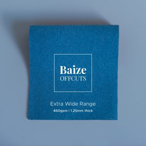 Baize Offcuts – Night Time Blue