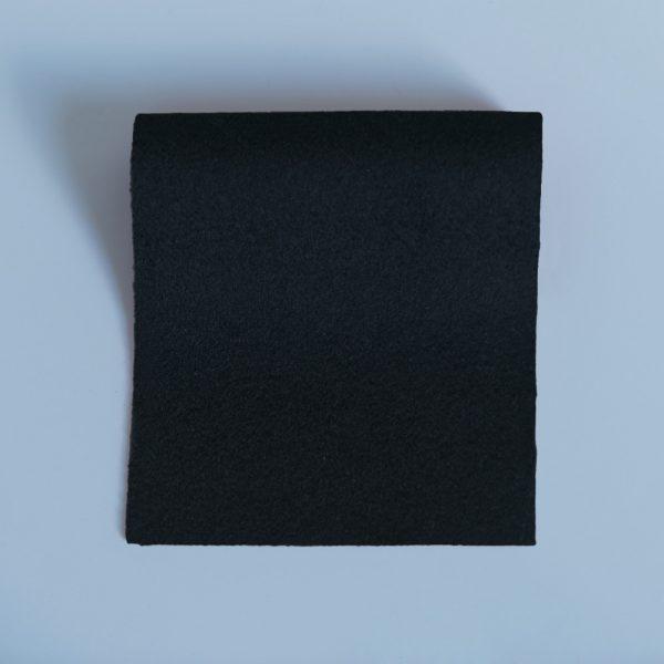 Doe Skin Baize Swatch Black