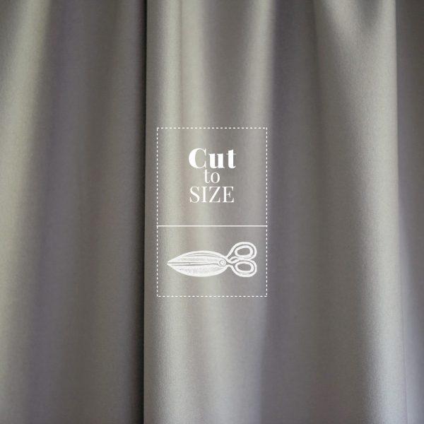 cloth cut to size gul grey merino wool baize