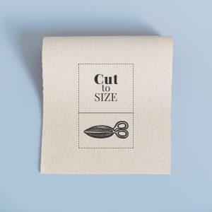 Cloth Cut to Size – Oatmeal Merino Wool Baize