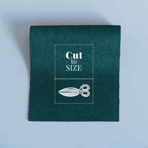 Cloth Cut to Size – Racing Green Merino Wool Baize