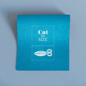 Cloth Cut to Size – Teal Merino Wool Baize