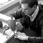Simon Lucas: Maker of Luxury Tablecloths