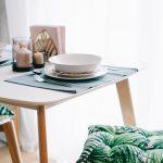 Table Decoration Ideas Using Baize