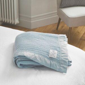 John Atkinson Atkincel 100% Pure Wool Blankets