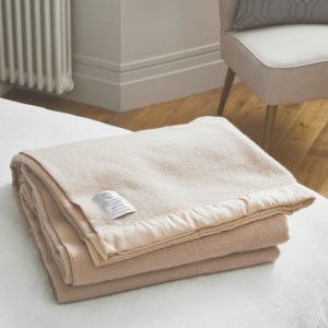 John Atkinson Northstar Pure New Wool Blankets