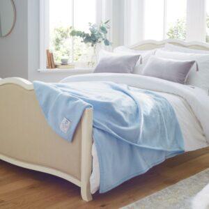 John Atkinson Siesta Pure Merino Wool Blankets