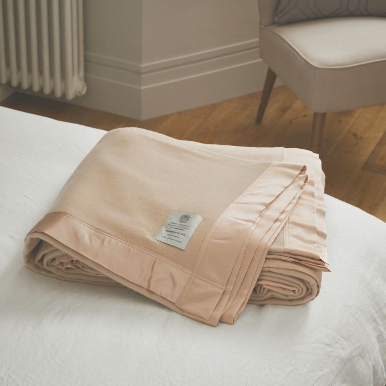 John Atkinson Luxury Cashmere Blankets