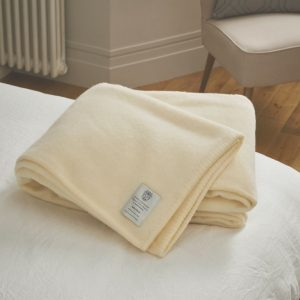 John Atkinson Harlequin 100% Pure New Wool Blankets