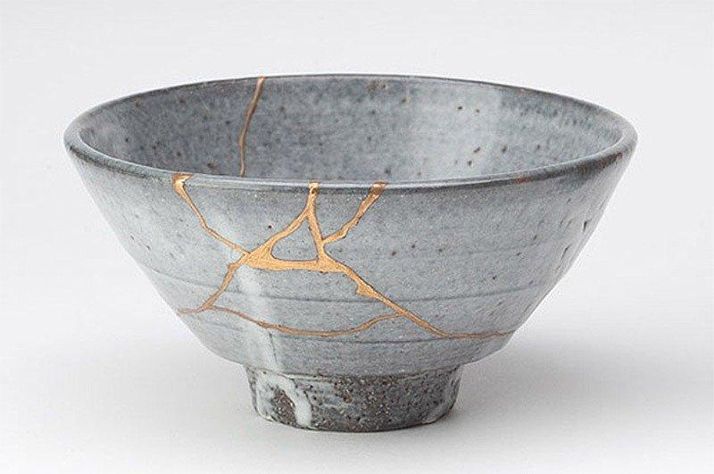 Beautiful Kintsugi bowl