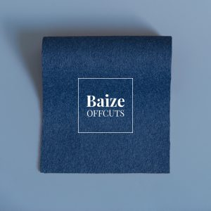 Baize Offcuts – Blue Grey