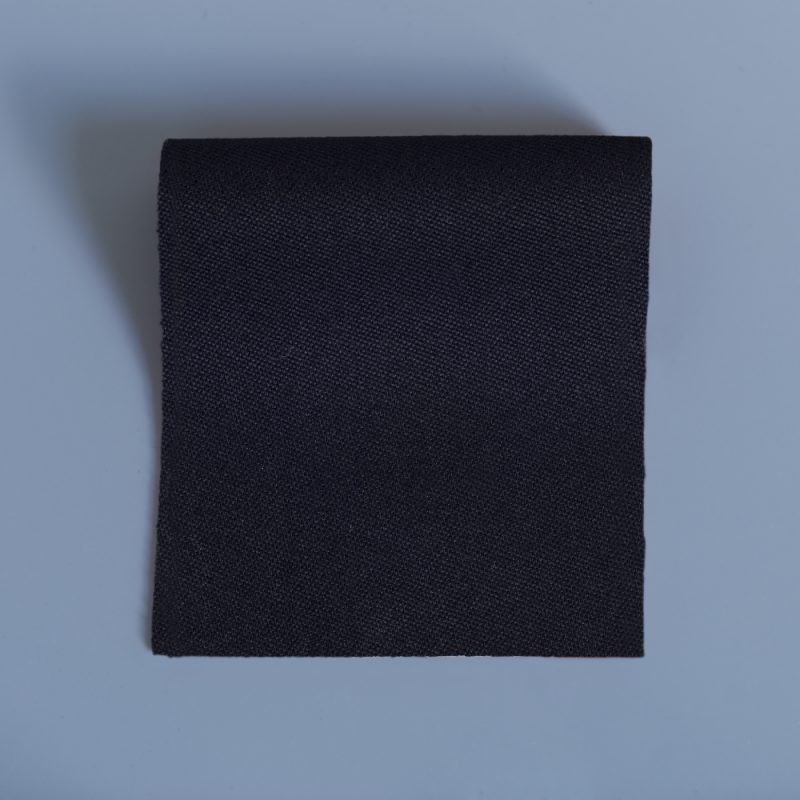 Barathea Black Swatch