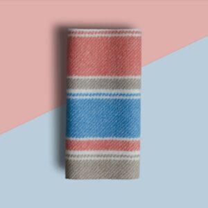 Duffle Vibrant Striped