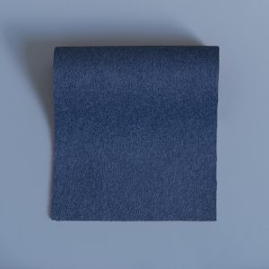 Extra Wide Baize – Grey Blue