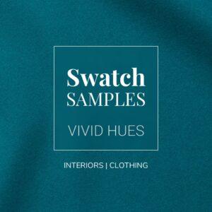 Sample Colour Swatch Vivid Hue Baize