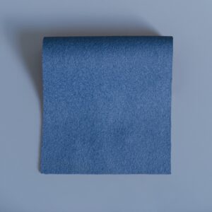 Vivid Hue Fine Baize Powder Blue