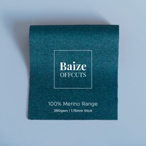 Baize Offcuts – Hunter Green