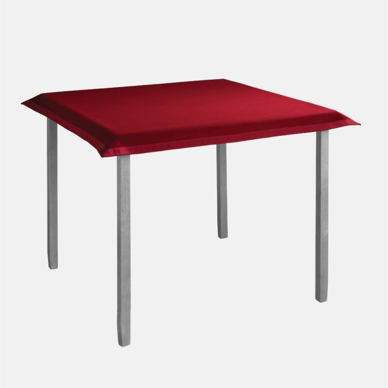 chatsworth collection burgundy red play card tablecloth